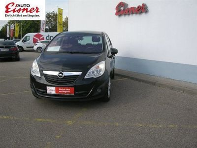 gebraucht Opel Meriva 1,4 ecoFlex Edition Start&Stop