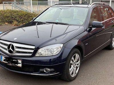 gebraucht Mercedes 180 C-Klasse TCK BlueEFFIC. Avantgard Kombi / Family Van
