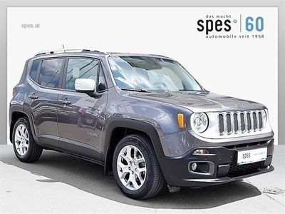 used Jeep Renegade 1,6 MultiJet II 120 Limited Automatik