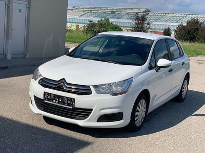 gebraucht Citroën C4 1,6 HDi 90 Exclusive Limousine