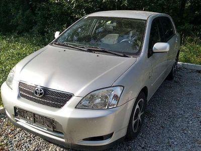 gebraucht Toyota Corolla D4D Klein-/ Kompaktwagen