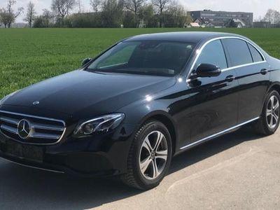 gebraucht Mercedes E220 4Matic 9G-TRONIC Avantgarde