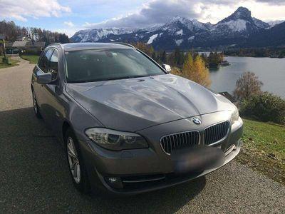 gebraucht BMW 525 5er-Reihe xd Kombi / Family Van