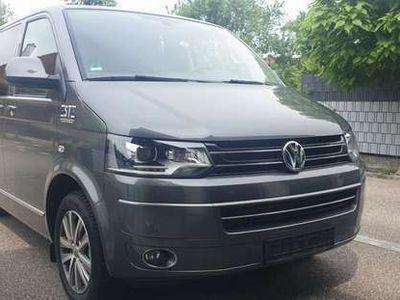 gebraucht VW Multivan T5Highline 2,0 BMT BiTDI D-PF DSG