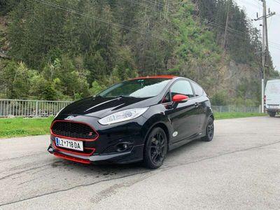 gebraucht Ford Fiesta Black Edition 1,0 EcoBoost Start/Stop Black Editio