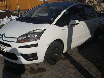 brugt Citroën C4 Picasso 2,0 Exclusive HDi FAP EGS6