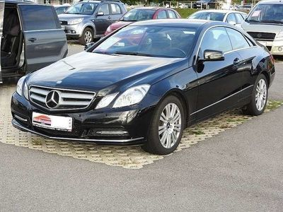 gebraucht Mercedes E220 BlueEfficiency CDI Avantgarde +Navi+Leder