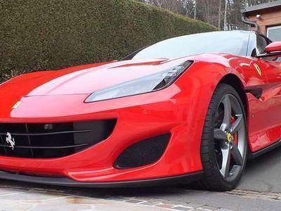gebraucht Ferrari Daytona Portofino F164 Netto 190.783 €Sitze Alcantara LED