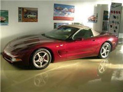 gebraucht Chevrolet Corvette C5 Cabrio limited 50th Anniversary Edition Cabrio / Roadster