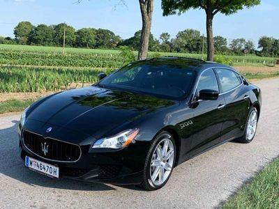 gebraucht Maserati Quattroporte Diesel