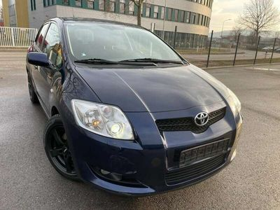 gebraucht Toyota Auris 2,0 D-4D 125 DPF SOL, Xenon, Klima, netto 2500,e