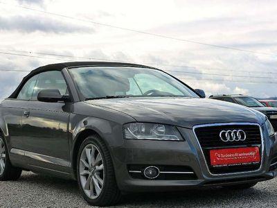 gebraucht Audi A3 Cabriolet 1,6 TDI Ambition DPF