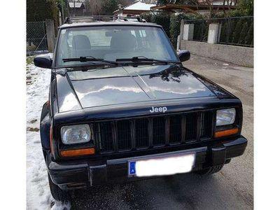 gebraucht Jeep Cherokee Classic 2,5 Limited TD