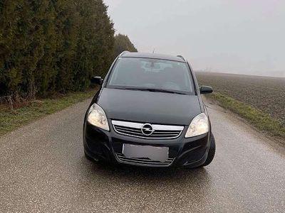 gebraucht Opel Zafira 1.7 Kombi / Family Van
