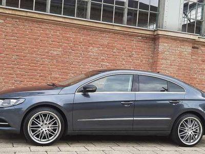 gebraucht VW CC VolkswagenBMT 2,0 4Motion TDI DPF DSG // KEYLESS GO // Finanzierung // Limousine