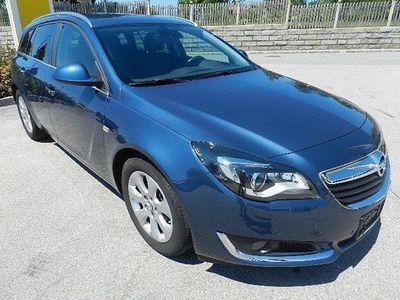 gebraucht Opel Insignia ST 1,6 CDTI ecoflex Edition Start/Stop