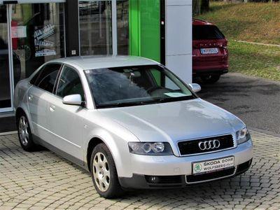 gebraucht Audi A4 2,5 TDI quattro Tiptronic