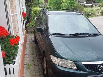 gebraucht Mazda Premacy Kombi / Family Van