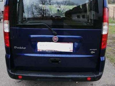 gebraucht Fiat Doblò 1,3 16V JTD Multijet Dynamic