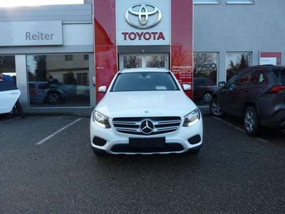 gebraucht Mercedes GLC220 220d 4MATIC Aut. *NAVI*KAMERA*PDC*SHZ*