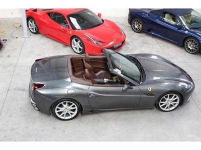 gebraucht Ferrari California Aut. Cabrio / Roadster