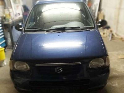 gebraucht Suzuki Alto 1,1 GL