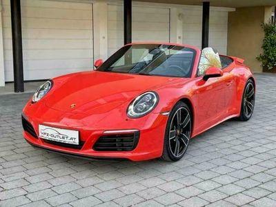 gebraucht Porsche 911 Carrera 4 Cabriolet 991 PDK*Traum*Neuwertig*MwSt.*