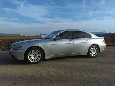 gebraucht BMW 730 7er-Reihe d E65 Limousine
