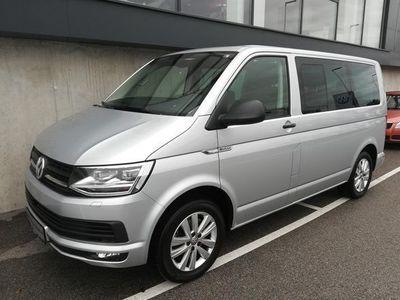 gebraucht VW Multivan Austria TDI 4MOTION
