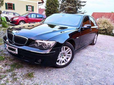 gebraucht BMW 750 7er-Reihe i Österreich-Paket Aut. Limousine