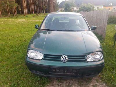 gebraucht VW Golf 1,4 Klein-/ Kompaktwagen