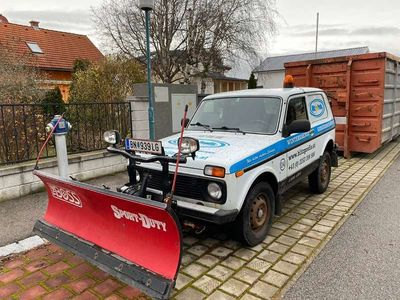 gebraucht Lada Taiga 4x4 SUV / Geländewagen