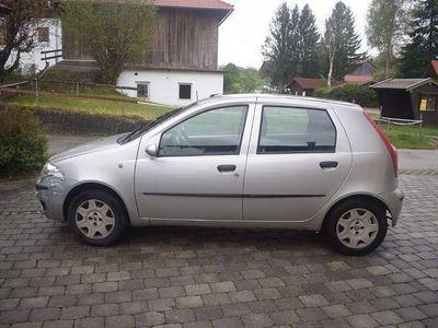 gebraucht Fiat Punto Klein-/ Kompaktwagen,