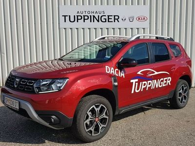 gebraucht Dacia Duster dCi 115 S&S 4WD Charisma