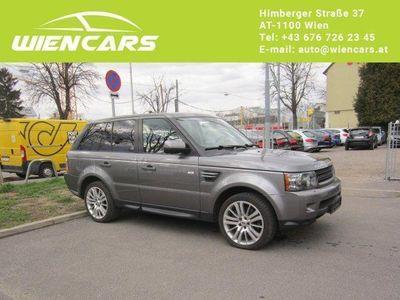 gebraucht Land Rover Range Rover Sport 3.0 SDV6 HSE*AHK*NAVI*GSD*LUFT