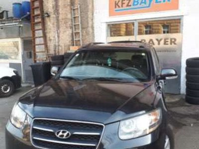 gebraucht Hyundai Santa Fe 2,2 CRDi Premium 4WD DPF