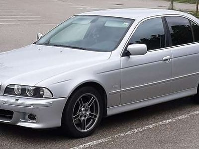 gebraucht BMW 530 5er-Reihe E39 d Limousine