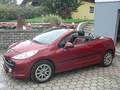 gebraucht Peugeot 207 CC Cabrio