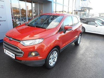 used Ford Ecosport 1,5 TDCi Titanium