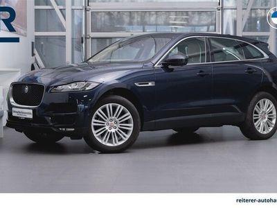 gebraucht Jaguar F-Pace 25d AWD