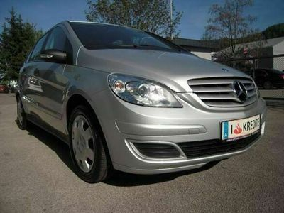 gebraucht Mercedes B180 CDI 1-Hand Pickerl+Service-NEU Rostfrei 1A-Zustand