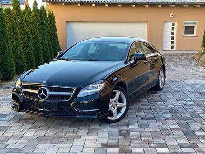 gebraucht Mercedes CLS250 AMG CDI BlueEfficiency Aut. DPF