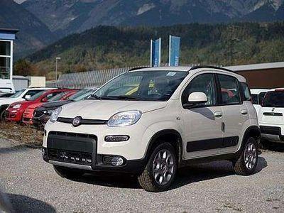gebraucht Fiat Panda 4x4 4x4 1,3 Multijet II 95 Rock Limousine,