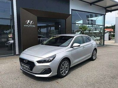 gebraucht Hyundai i30 Fastback 1,4 T-GDi Premium Limousine,