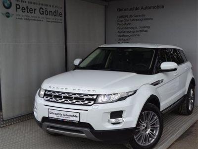 gebraucht Land Rover Range Rover evoque Prestige 2