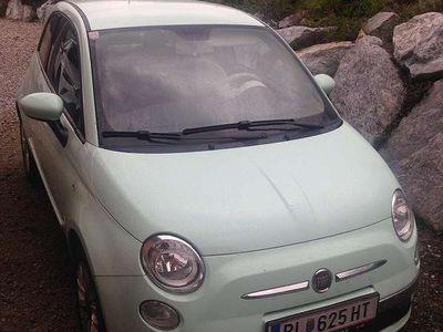 gebraucht Fiat 500 1,2 69 Klein-/ Kompaktwagen,