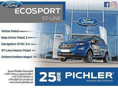 gebraucht Ford Ecosport 1,0 EcoBoost ST-Line