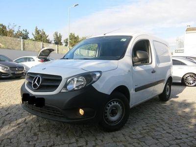gebraucht Mercedes Citan 109 CDI Kasten Lang 593005