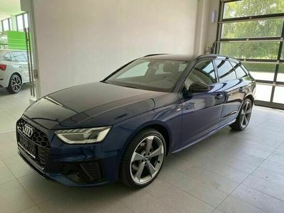 gebraucht Audi A4 Avant 35 TDI S line