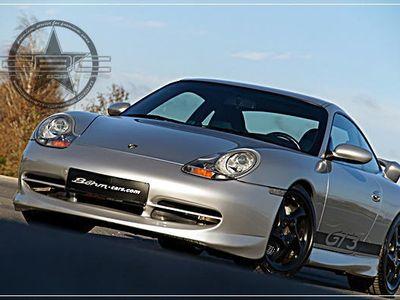 gebraucht Porsche 911 Carrera 4 Coupé-Aerokit - TOP Sportwagen / Coupé,